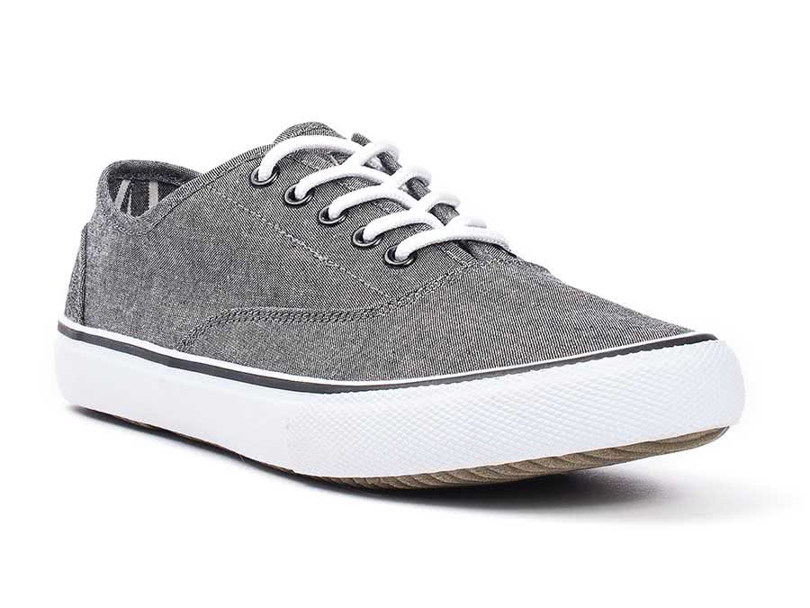 4c6bc5460 Captain Canvas Sneaker | Men's Casual Shoes | Crevo Footwear