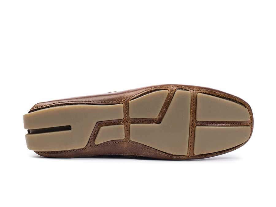 6b90257c7ba4f6 Kroozer Leather Slip-on Loafer   Men's Casual Shoe   Crevo Footwear