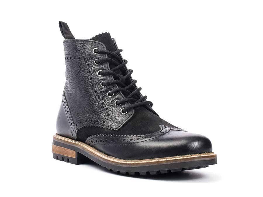 Black Mens Boots