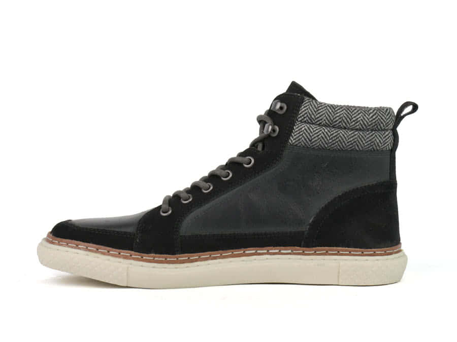 8a9244c04 Martel High Top Sneaker. mens leather martel high top sneaker boot ...