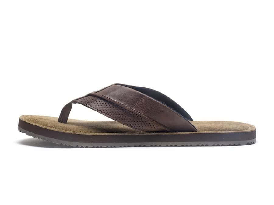 Crevo Coronada Leather Flip Flop SOcfv3