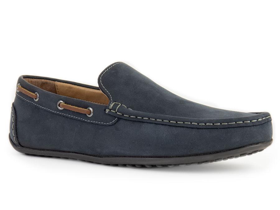 38016e2059bf31 Eugene Leather Driving Moc   Mens Fashion Shoes   Crevo Footwear