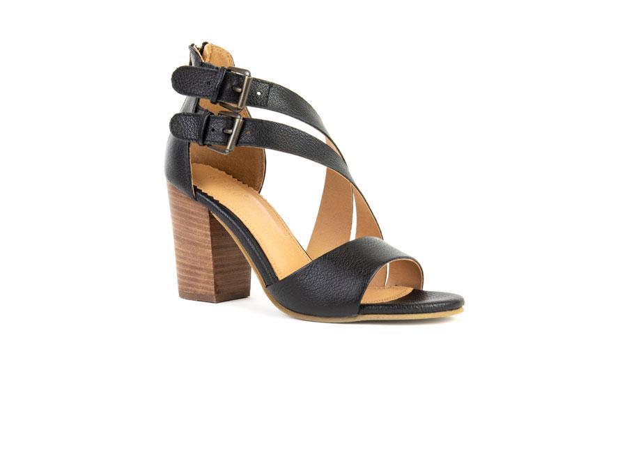 fe62c38c539d Tallulah Leather Heel Sandal